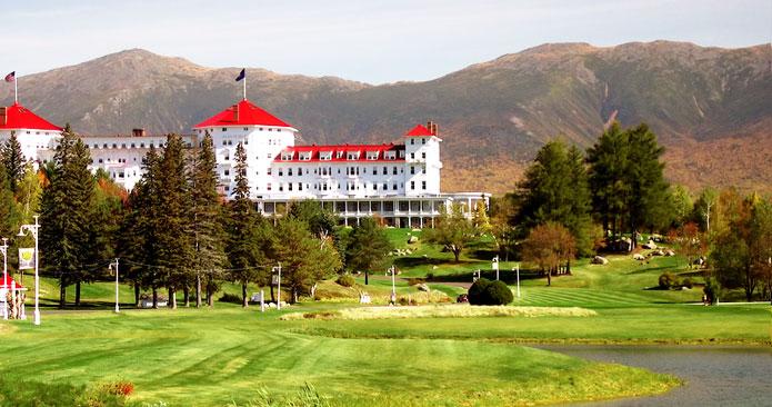 White Mountain Hotel New Hampshire