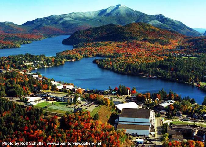 Tour The Adirondacks Via Bus Adirondack Mountains
